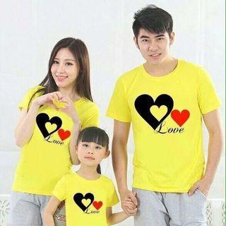 áo cặp gia đình giá sỉ
