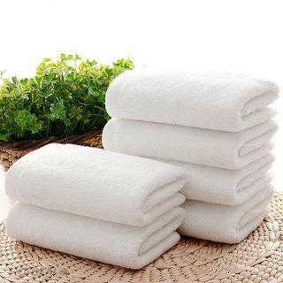 khăn tắm trơn giá sỉ