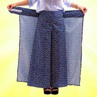 Váy chống nắng dạng quần giá sỉ
