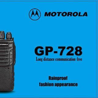Bộ đàm Motorola 728 giá sỉ