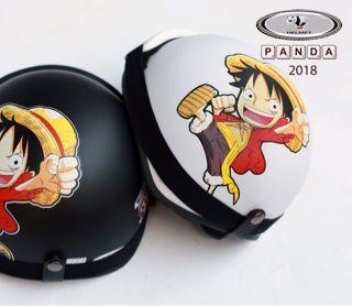 Mũ Phượt One Piece Panda giá sỉ
