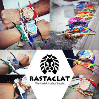 vòng tay unisex Rastaclat cho Nam- nữ giá sỉ