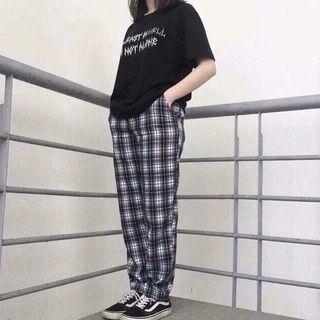quần carô nam nữ giá sỉ