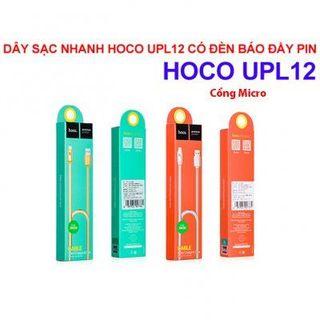 Cáp sạc Hoco UPL12 120cm android giá sỉ
