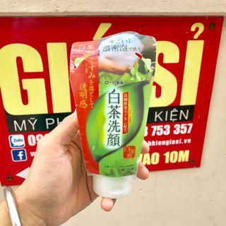 Sữa rửa mặt trà xanh Nhật giá sỉ