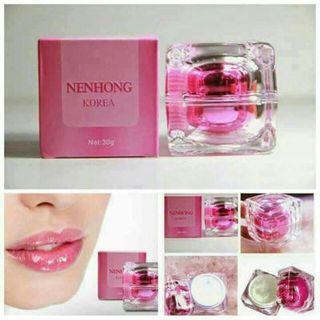 Gel hồng môi và nhũ hoa Nenhong giá sỉ