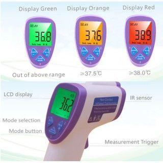 Súng bắn hồng ngoại đo nhiệt độ giá sỉ