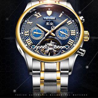 Đồng hồ Tevise cơ tự động giá sỉ