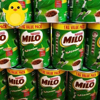 SỮA MILO ÚC DATE T7/2019 HỘP 1kg giá sỉ
