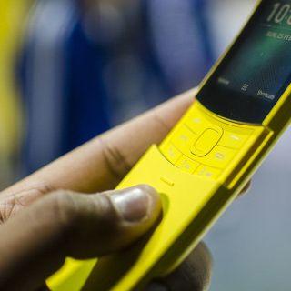 Điện thoại Nokia 8810 4G mới giá sỉ