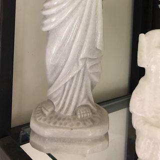 Tượng chúa đá trắng 30 cm - MSP 864 giá sỉ