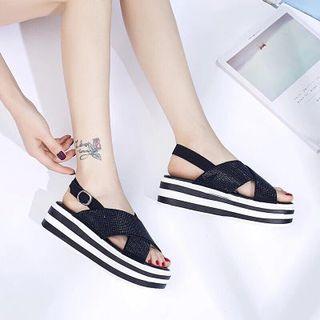 giày sandal de banh mi giá sỉ