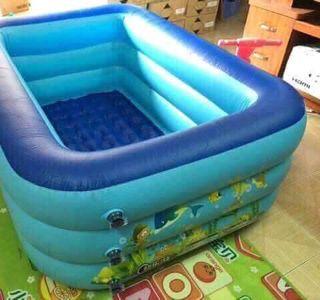 Bể bơi 3 tầng 1m8 giá sỉ