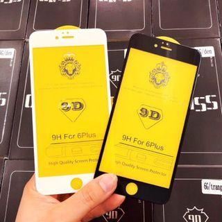 cường lực 9D phủ nano các dòng iphone giá sỉ