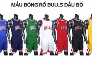 Áo bóng rổ trẻ em giá sỉ