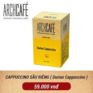 Cappuccino Sầu riêng giá sỉ