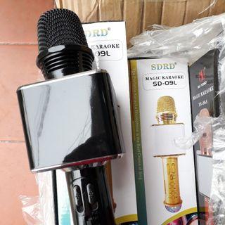 Mic karaoke SD09L - Có Led Vũ Trường giá sỉ