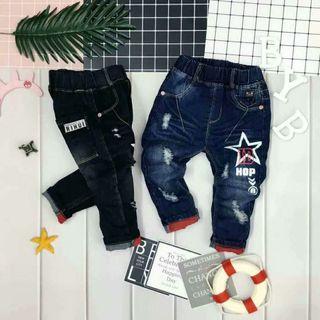 quần áo trẻ em quần jeans giá sỉ