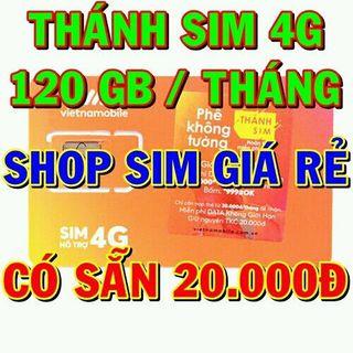Thánh sim vietnammobile 4G giá sỉ