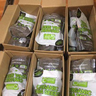 hạt chia úc xanh gói 1kg giá sỉ