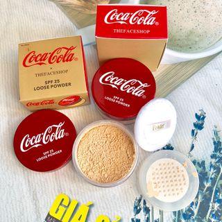 Phấn phủ The Faces Coca Cola giá sỉ