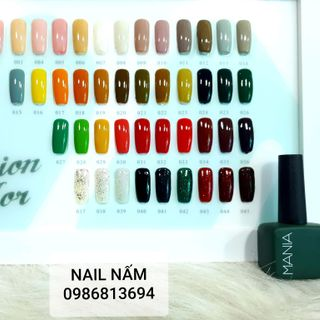 Sơn gel nail MANIA - made in usa giá sỉ