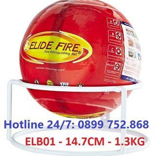Bóng cứu hỏa tự động ELIDE FIRE BALL giá sỉ