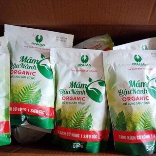 Mầm đậu nành Organic giá sỉ