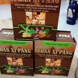 Tinh dầu gia truyền thảo mộc vùng Phan Xi Păng giá sỉ
