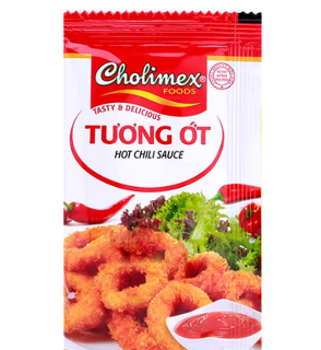 Tương ớt Cholimex gói 10g - bịch 50 gói giá sỉ