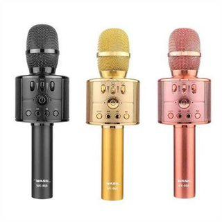 Micro karaoke WK868 giá sỉ