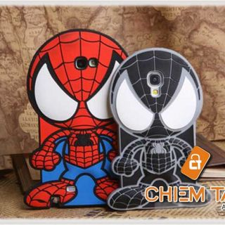 Ốp silicone Spiderman iPhone 5 / iPhone 5S giá sỉ