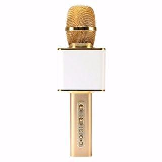 Micro hát Karaoke kiêm Loa Bluetooth YS-10 - Vàng giá sỉ