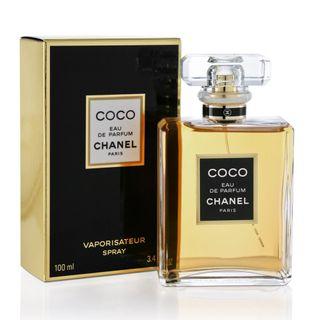 Nước hoa Cocoo đen nước vàng giá sỉ