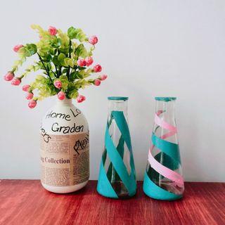 Chai thủy tinh bóng chày Handmade giá sỉ