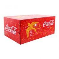 Thùng nước ngọt Coca Cola lon 330ml 24 lon giá sỉ