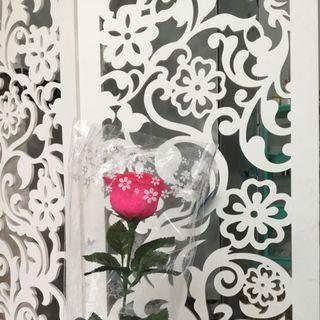 Hoa hồng giấy nhún giá sỉ
