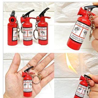 bật lửa móc khóa bình chữa cháy giá sỉ
