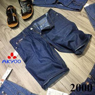 Quần Short Jean Big Size giá sỉ