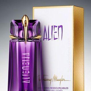 NƯớc hoa Alien nữ tone mùi ngọt lạ  chai 90ml giá sỉ