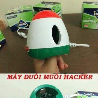 máy xông tinh dầu đuổi muỗi hacker giá sỉ