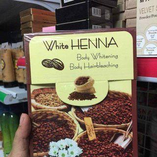 Tắm trắng Cafe Henna giá sỉ