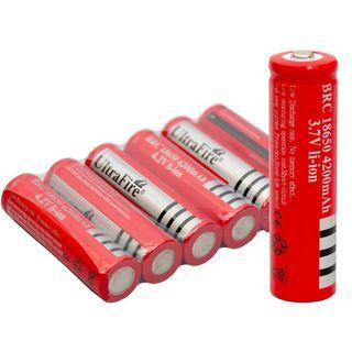 Pin Ultrafire BRC 18650 2800mah 37v giá sỉ