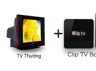 Android Box TV - Clip TV giá sỉ