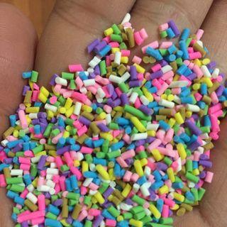 Cốm hạt đường / Cốm cầu vồng giá sỉ