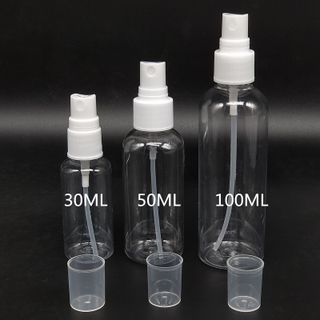 Chai nhựa xịt phun sương 30ml / 50ml / 100ml giá sỉ
