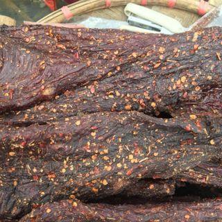 Thịt trâu sấy Sapa- Lào Cai giá sỉ