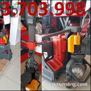 Xe nâng điện thấp PTX15 mới 100 hàng Noblelift Germany giá sỉ