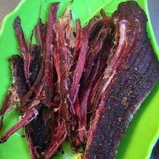 Thịt trâu bò sấy khô đặc sản Điện Biên giá sỉ