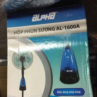 Hộp phun sương alpha Model 1600 giá sỉ